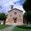 Il martirio di San Pietro da Verona di Bartolomeo Letterini, Chiesa di San Pietro martire ad Alzano Maggiore (Bergamo)