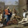 La resurrezione di San Lazzaro di Bartolomeo Letterini (o Litterini)