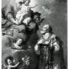 San FIlippo Neri in adorazione del Madonna con il bambino di Bortolo Litterini, nel 2002 è passato da una collezione privata di di Vienna ad un'asta Dorotheum