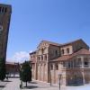 Pala di S. Lorenzo Giustiniani di Bartolomeo Letterini alla Basilica dei SS. Maria e Donato: Duomo di Murano