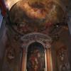 Antichi affreschi di Agostino Letterini nella chiesa di Ognissanti a Venezia