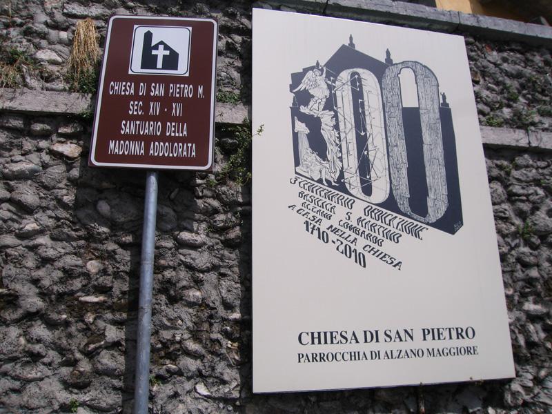 Il martirio di san pietro da verona di bartolomeo for Palma di san pietro