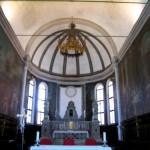 presbiterio Chiesa di San Pietro martire a Murano