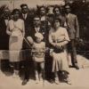 Anno 1931 Famiglia Losapio – Bisceglie (Bari) – foto storiche album di famiglia