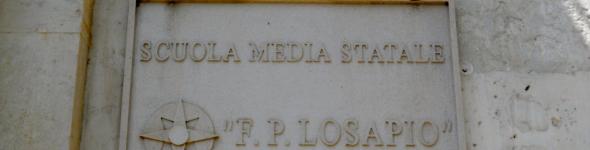 Francesco Paolo Losapio nasce a Gioia del Colle il 20 ottobre 1762 – scuola media statale F. P. Losapio