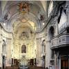 Alla chiesa parrocchiale in Cerete Alto (BG) la tela dell'altare dei morti è opera di Bartolomeo Litterini