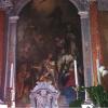 Sacra Conversazione di Bartolomeo Letterini alla Parrocchia di San Giovanni Battista di Biancade (Treviso)