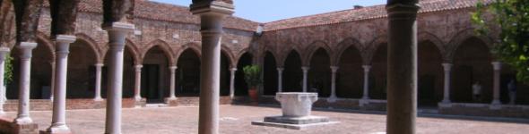 La Trinità, la vergine addolorata e S. Giovanni di Matha di Bartolomeo Letterini, alla chiesa Madonna dell'Orto di Venezia