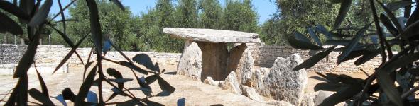 dolmen 'la chianca' di bisceglie – photogallery