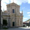 tre pale altare di Bartolomeo Letterini all'Église Saint Ignace à Dubrovnik in Croazia