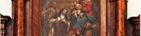 dipinti Bartolomeo e Agostino Letterini nella Chiesa di S. Marco in S. Girolamo, Vicenza