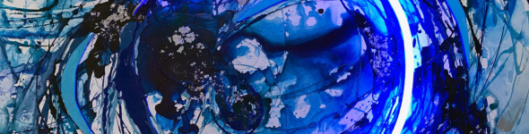 Fragments of cosmic light, 2018
