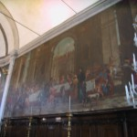 presbiterio a destra