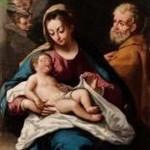 Sacra Famiglia di Bartolomeo Letterini, Asta: Finarte 27 ottobre 2007, olio su tela, cm 127x98,5
