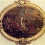 Adorazione del Sacramento di Bartolomeo Letterini, 1708