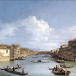 Canaletto-Canal Grande