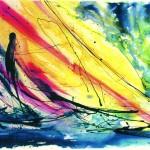 vento e vele di Raffaella Losapio - anno 1999