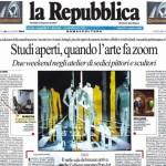 La Repubblica, 27 novembre 2004 - pagina 13 sezione: ROMA